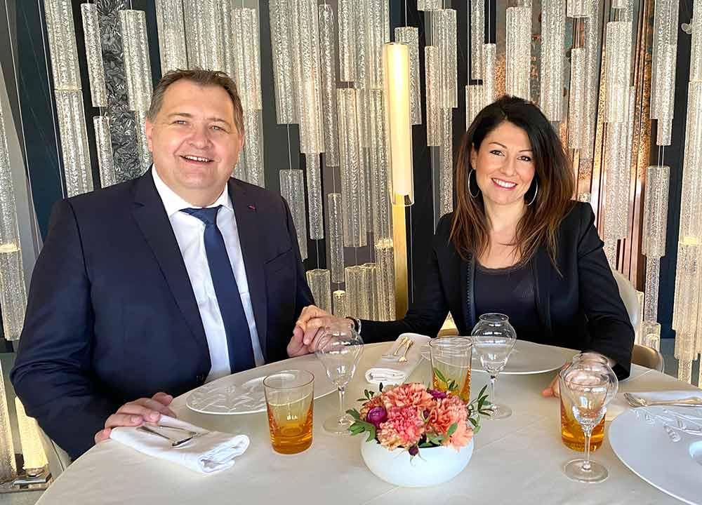 Bernard Baud & Elodie Naslin