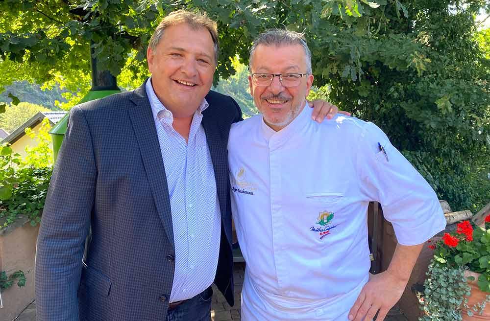 Roger Bouhassoun & Bernard Baud